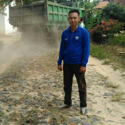 Total 622 Jutaan Rupiah Dana Desa Untuk Pembangunan Desa Labuhan Ratu Baru IX