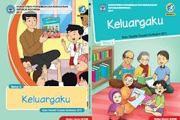 Buku Kurikulum 2013 SD/MI Kelas 1 Tema 4 Edisi Revisi 2017 Untuk Guru dan Siswa