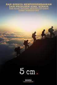 Film travelin Indonesia 5 cm