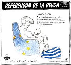 Grecia e a xenreira de Rajoy