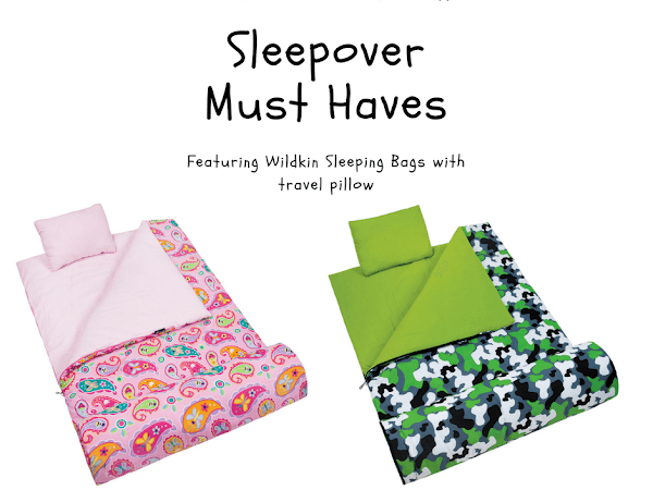 Sleeping Bag- Bed and Blanket In One Totable Roll- Sleep Over Must Haves