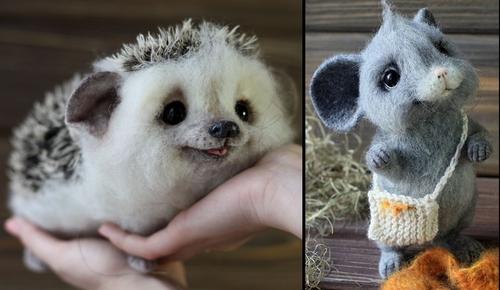 00-Tatiana-Barakova-Татьяна-Баракова-Plush-little-Animals-made-of-Wool-www-designstack-co