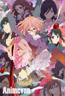 Kyoukai No Kanata [bd] - Beyond The Boundary | Beyond The Horizon | Kyokai No Kanata 2013 Poster