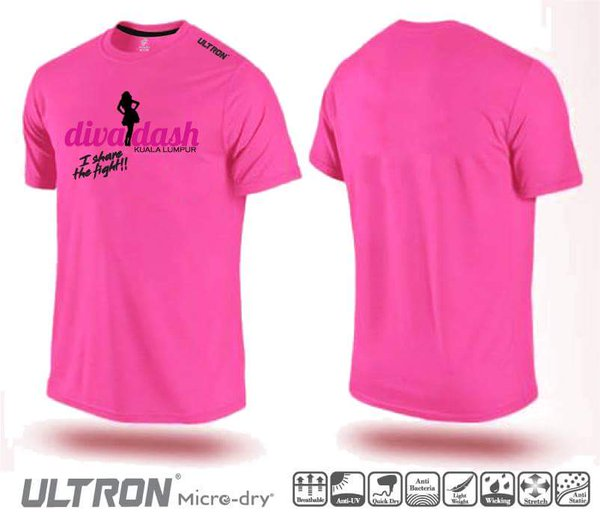 Diva DKL Fun Run Tshirt