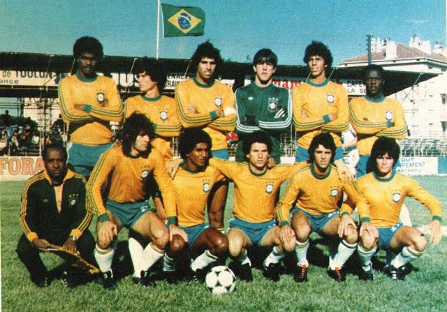 Foto seleo brasileira 1978 28