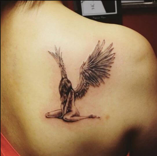 Angel Tattoos meaning