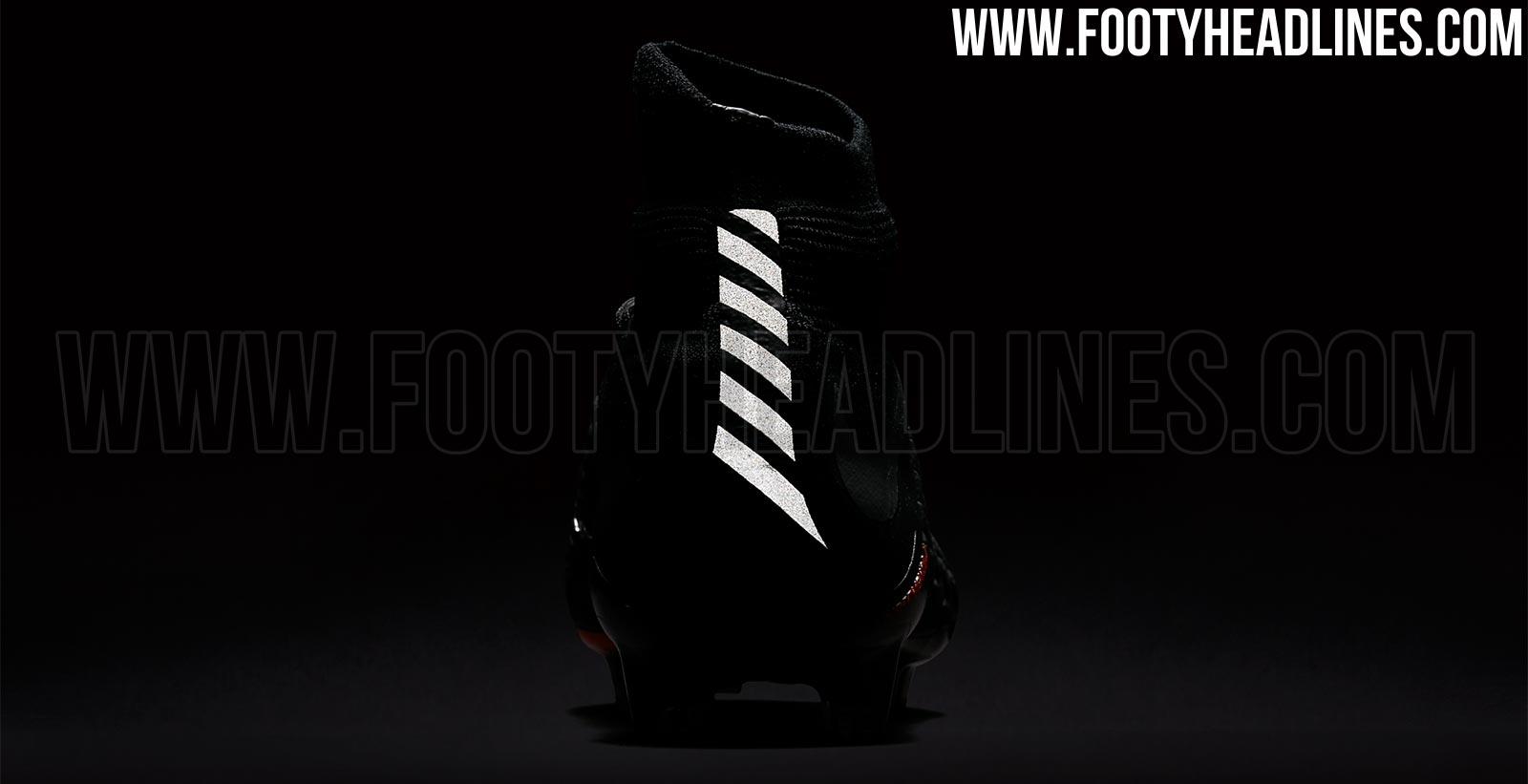 Awesome Black Nike Hypervenom Phantom III Strike Night 2017 Boots Released