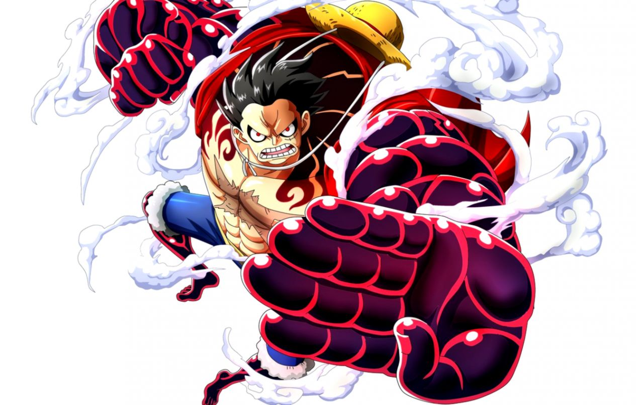 Captain Luffy One Piece Wallpaper The Champion Wallpapers