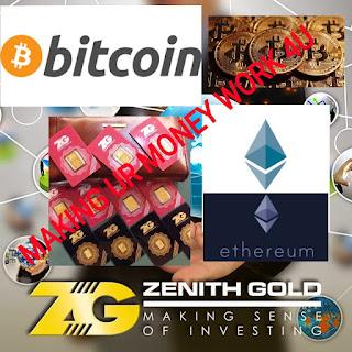 cara tukarkan Bitcoin ke tunai ZG