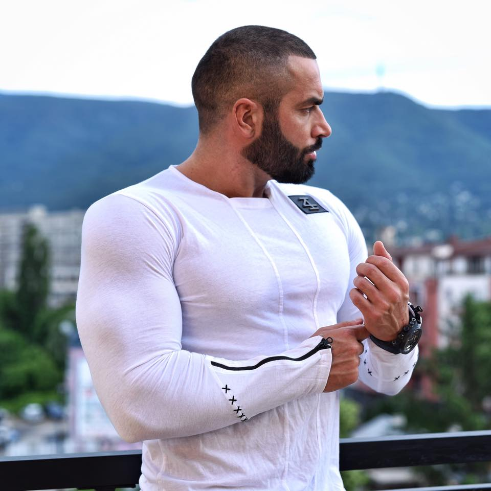 The new 4invictus collection of Lazar Angelov