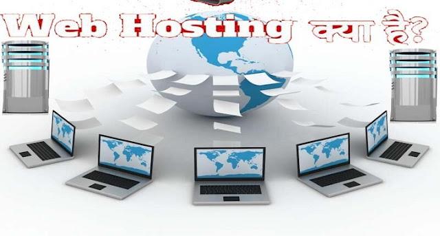 Web Hosting Kya Hai Puri Jankari Hindi Me