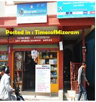 Common Service Centers in Mizoram: