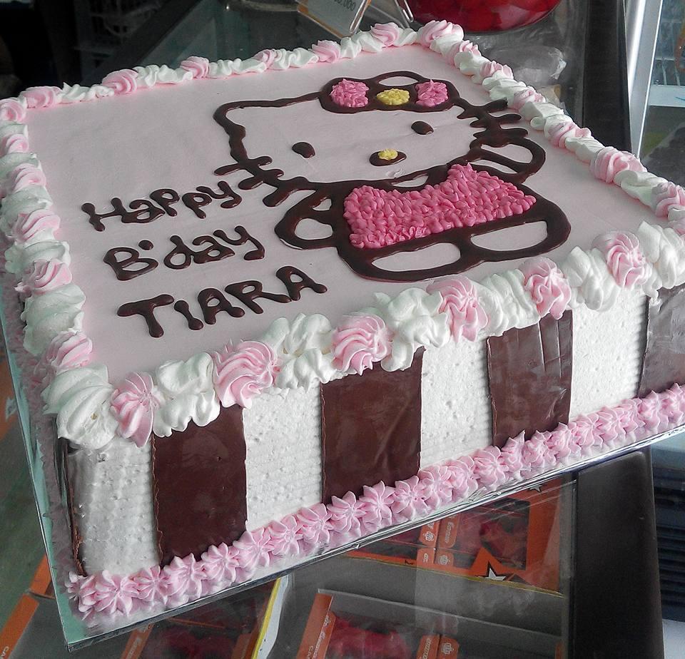 Kue Ulang Tahun Gambar Kartun
