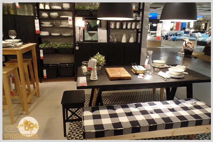IKEA living en exposicion Inspiracion por catalogo