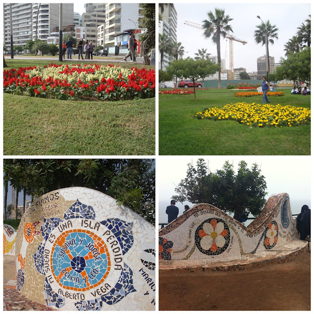 Parque del Amor, Lima, Peru