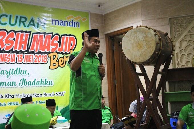 Minimalisir Penyalahgunaan Masjid, PBNU Luncurkan BBM Berkah Serentak Se-Indonesia