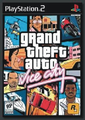 GTA%2BVice%2BCity - GTA Vice City | PS2