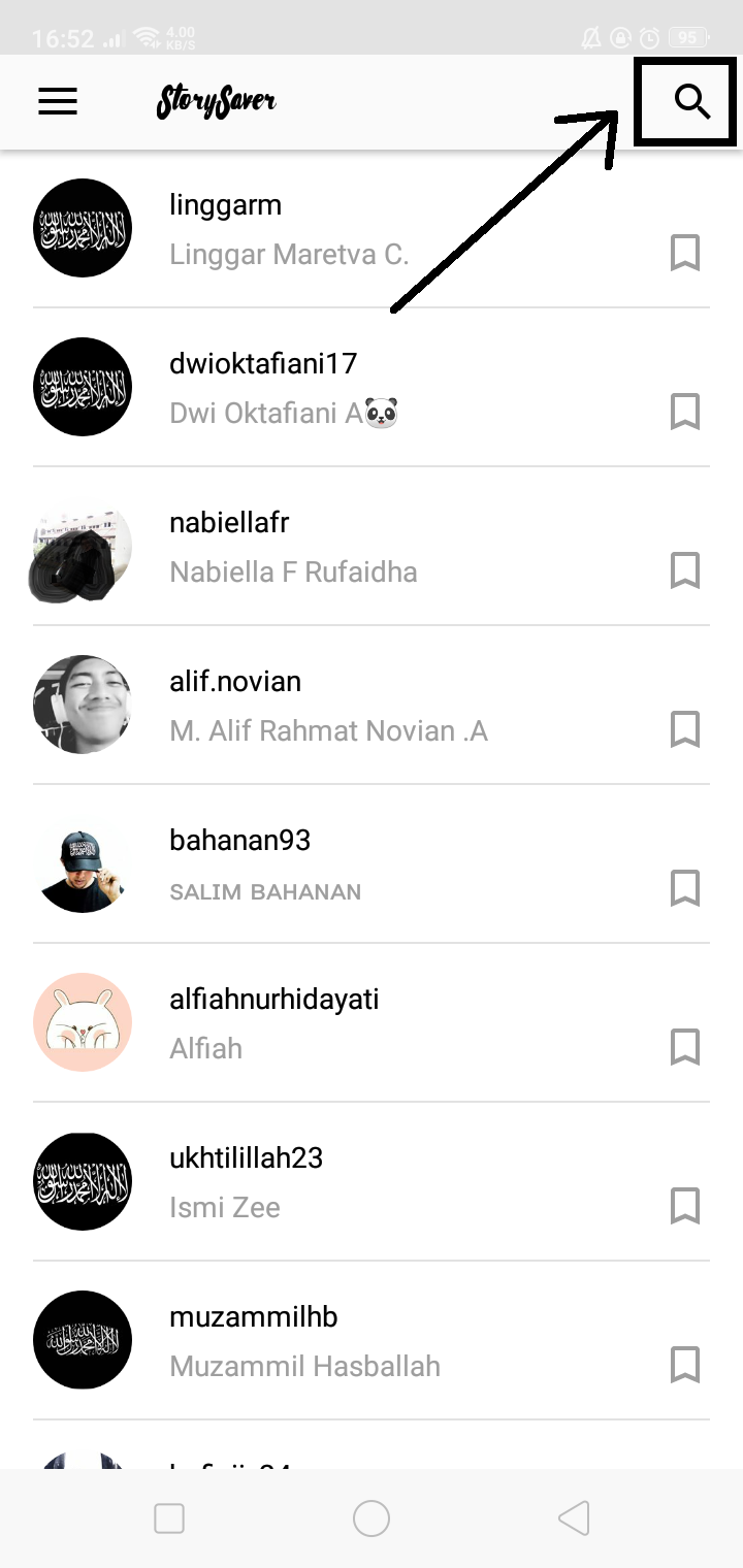 2 Cara Download Story Instagram di Android