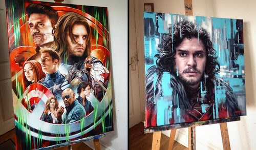 00-Ben-Jeffery-Superhero-and-Villain-Movie-Paintings-www-designstack-co