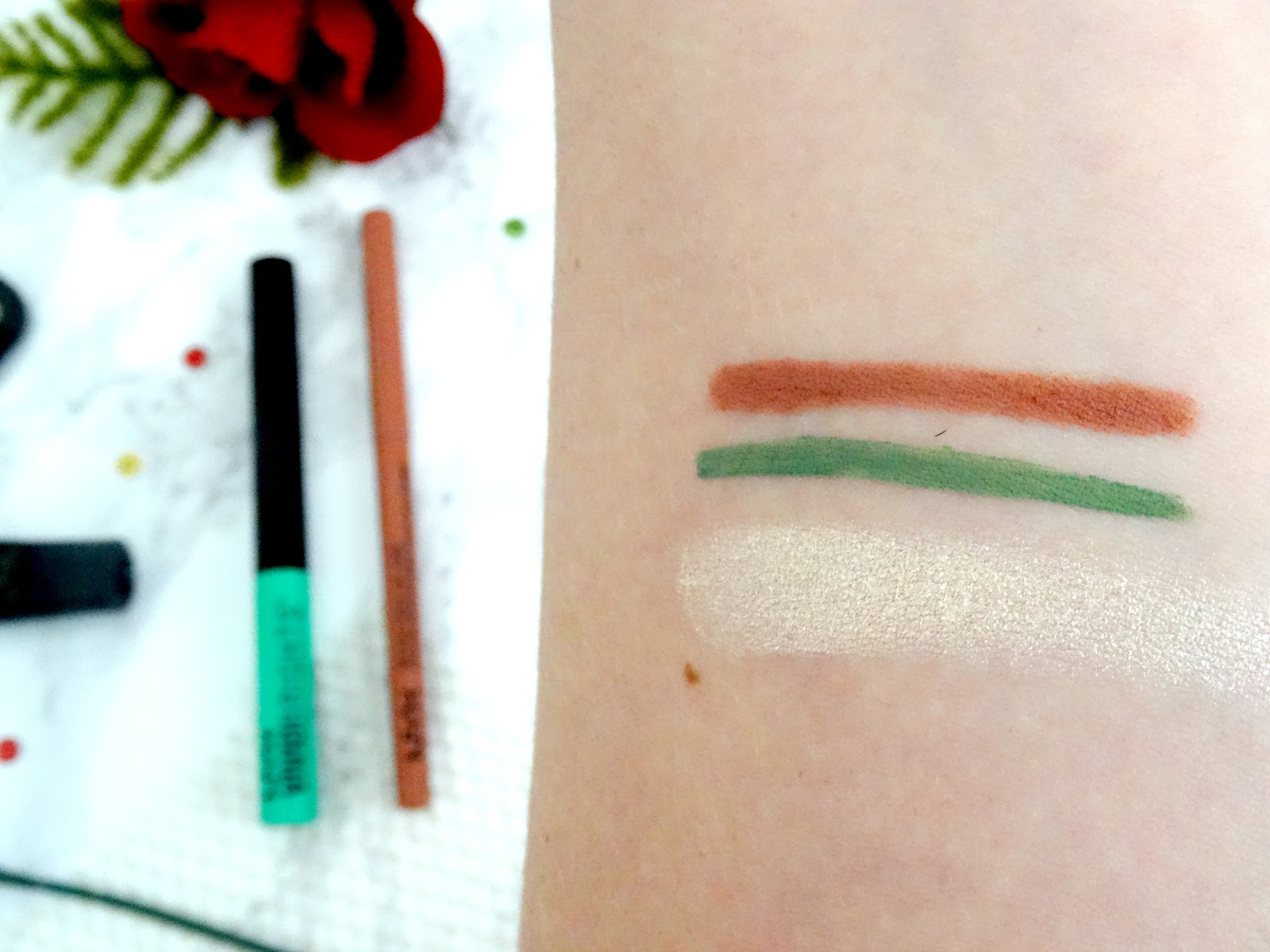 Four Products That Are Impressing Me Swatches