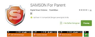 Samson for Parent