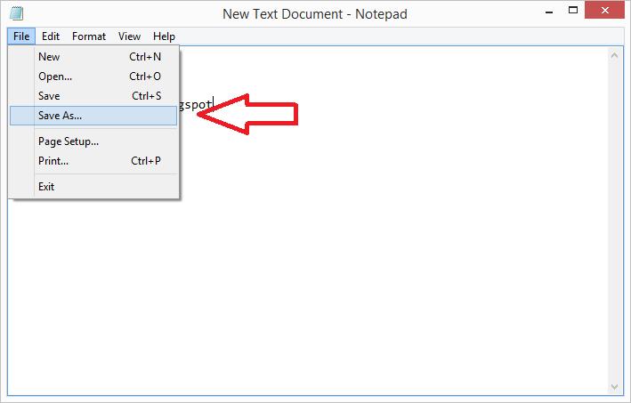 Menyiapkan File Autorun