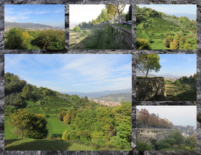 Weekend in Bergamo Italy: Sweeping Vistas