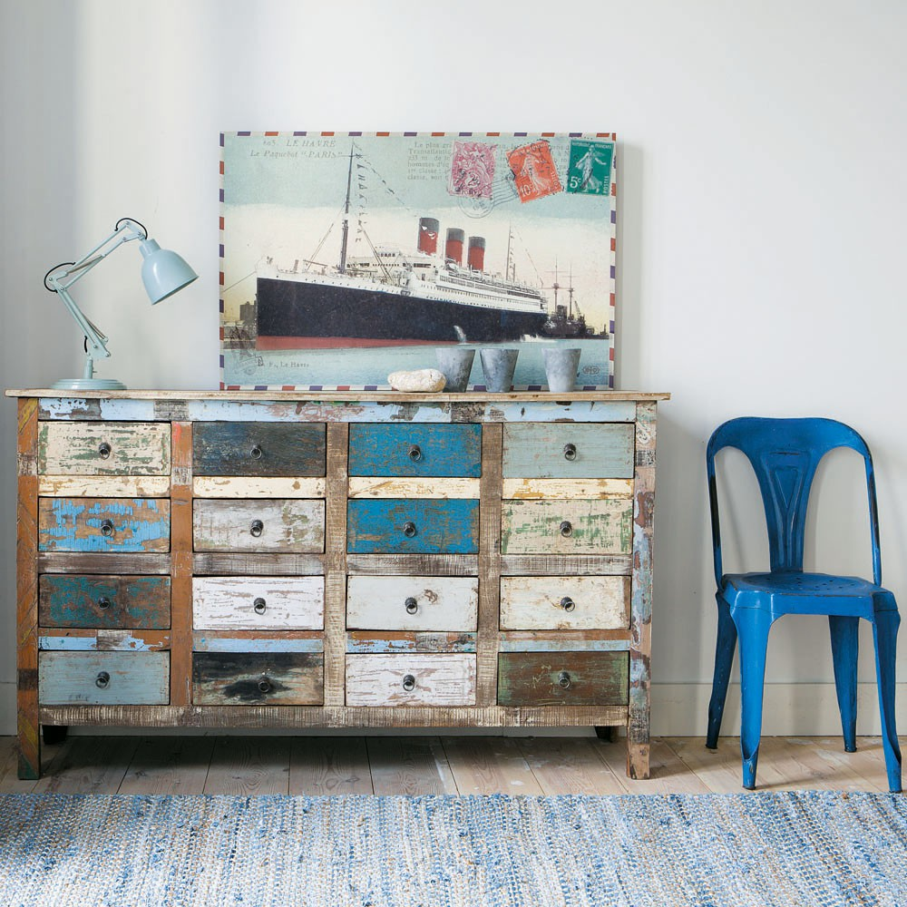 Cassettiere Vintage Maison Du Monde Maisons Du Monde A Cottage By The Sea Cottagestyleblogs