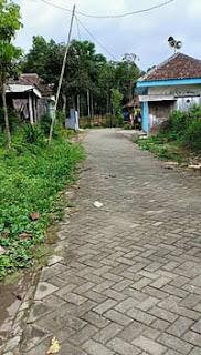 Tanah Pekarangan Seluas 620 m2 di Wajak, Malang