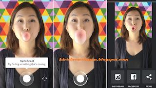 Cara Membuat Boomerang Instagram