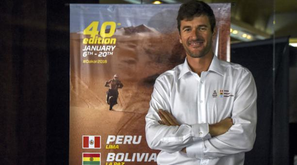 Marc Coma deja de ser director deportivo del Dakar