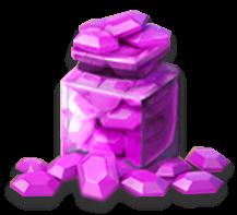 gems castle clash