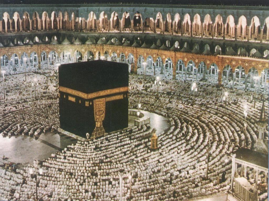 kaaba and madina wallpapers