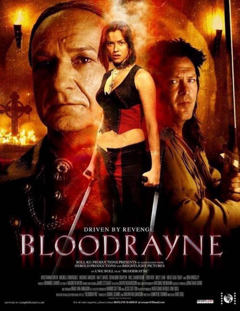 BloodRayne (2005) ผ่าพิภพแวมไพร์