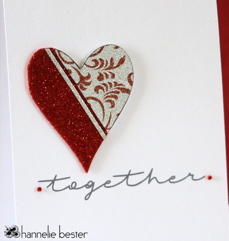 Together heart card