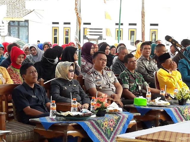 Plt Bupati Subang Lantik PAW Kades Palasari