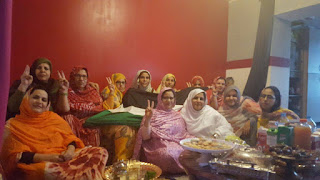 Les femmes de l'Association des Femmes Sahraouis en France (FSF) exprime sa solidarité avec l'activiste sahraoui Sukeina Jedehlu