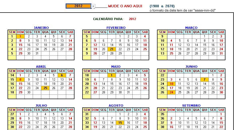 calendario excel 2018 - Akbagreenw