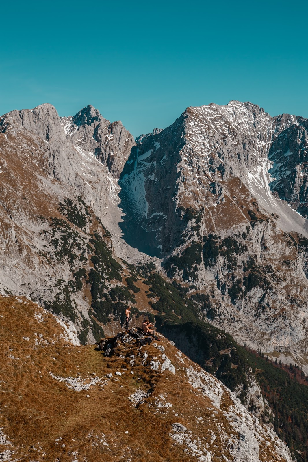 Bergtour Scheffauer  Wandern Wilder Kaiser  leichter Gipfel im Wilden Kaiser  Wandern-Tirol 14