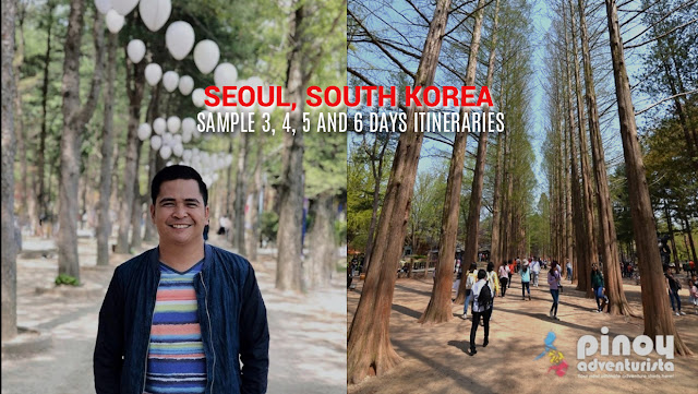 NEW UPDATED RECOMMENDED SAMPLE DIY SEOUL KOREA ITINERARY 2019 NEW UPDATED with hotels, tour packages, things, to do, and breakdown of expenses to guide in in planning your trip for the first time