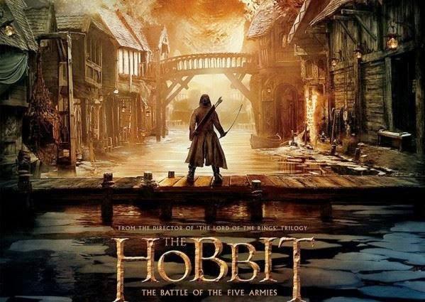 Hobbit, la Batalla de los cinco ejercitos - Trailer oficial - estreno 11 de diciembre