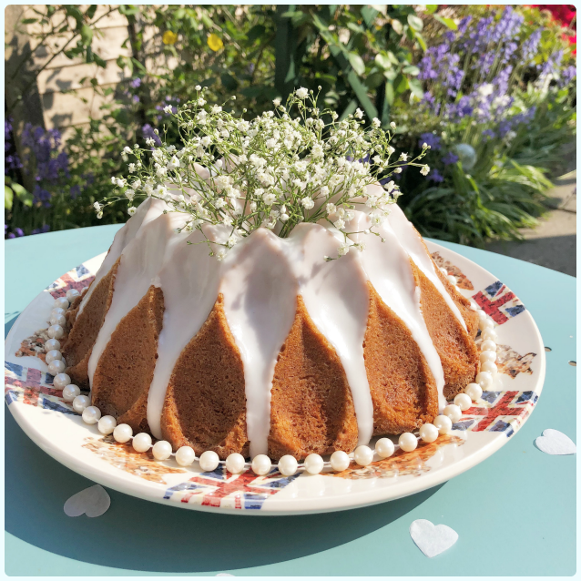 Royal Wedding Bundt