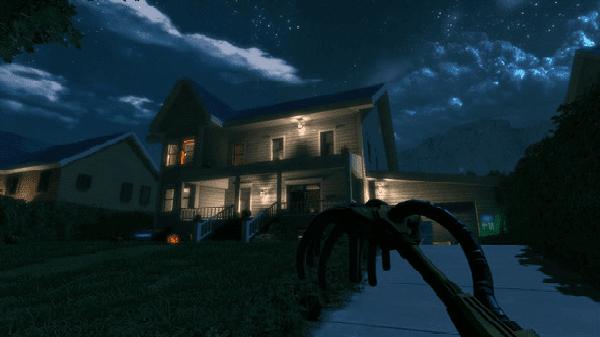 تحميل لعبة بيت الرعب الجديدة للكمبيوتر مجانا