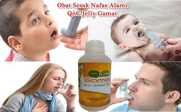 Obat Sesak Nafas Alami