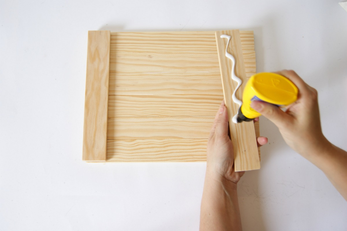 bandeja diy de madera