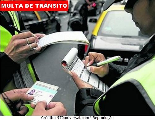 Motoristas do Ceará têm até sábado (30) para garantir 80% de desconto em multas do Detran