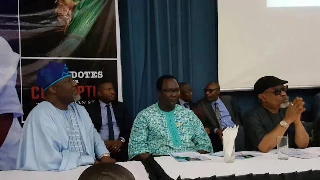 Saraki, Patience Jonathan, others, shut down Abuja for Dino  Melaye's book launch (photos)