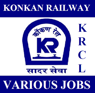 Konkan Railway Corporation Limited, KRCL, freejobalert, Sarkari Naukri, KRCL Answer Key, Answer Key, krcl logo