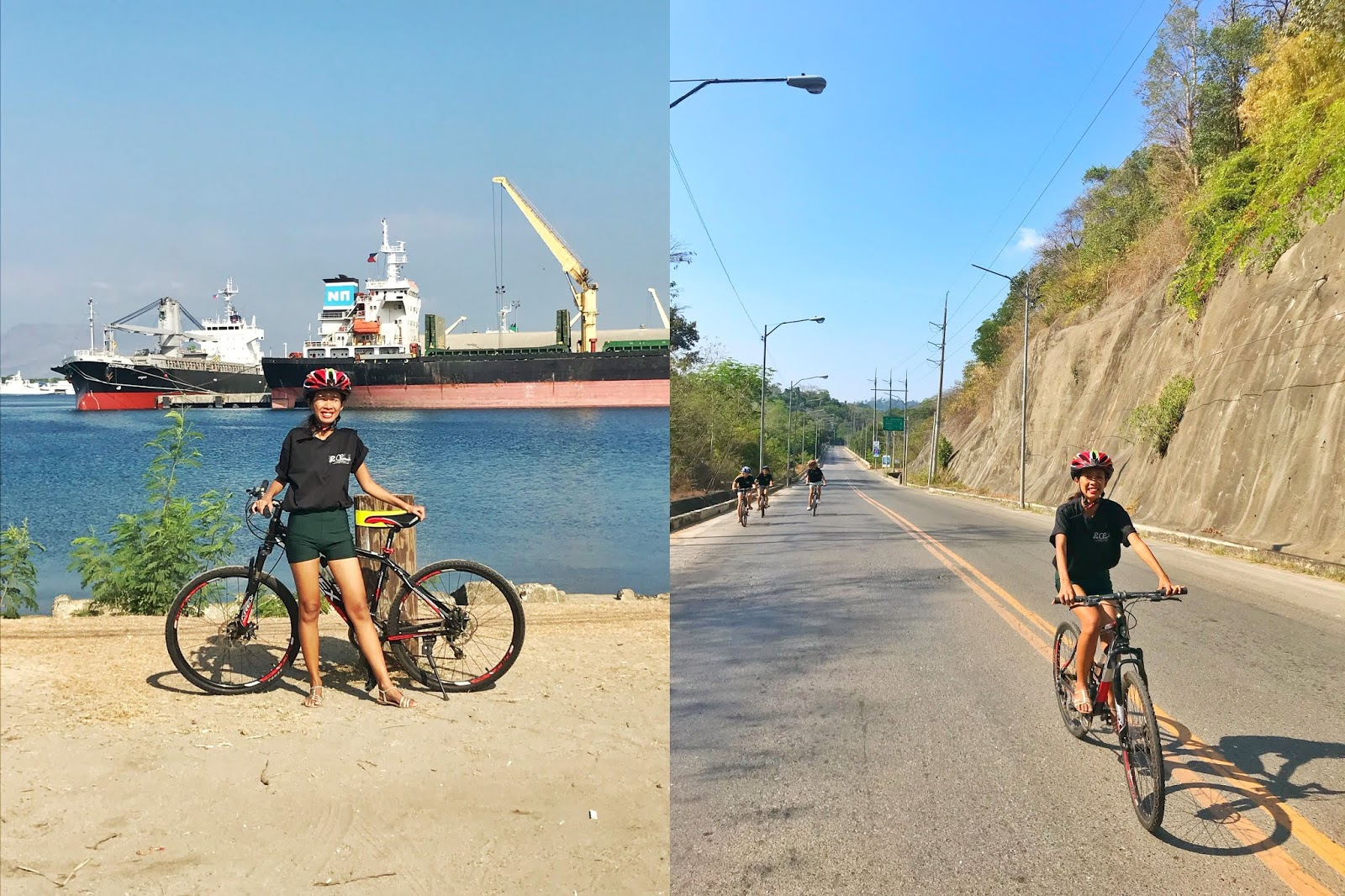 subic bay bike tour package