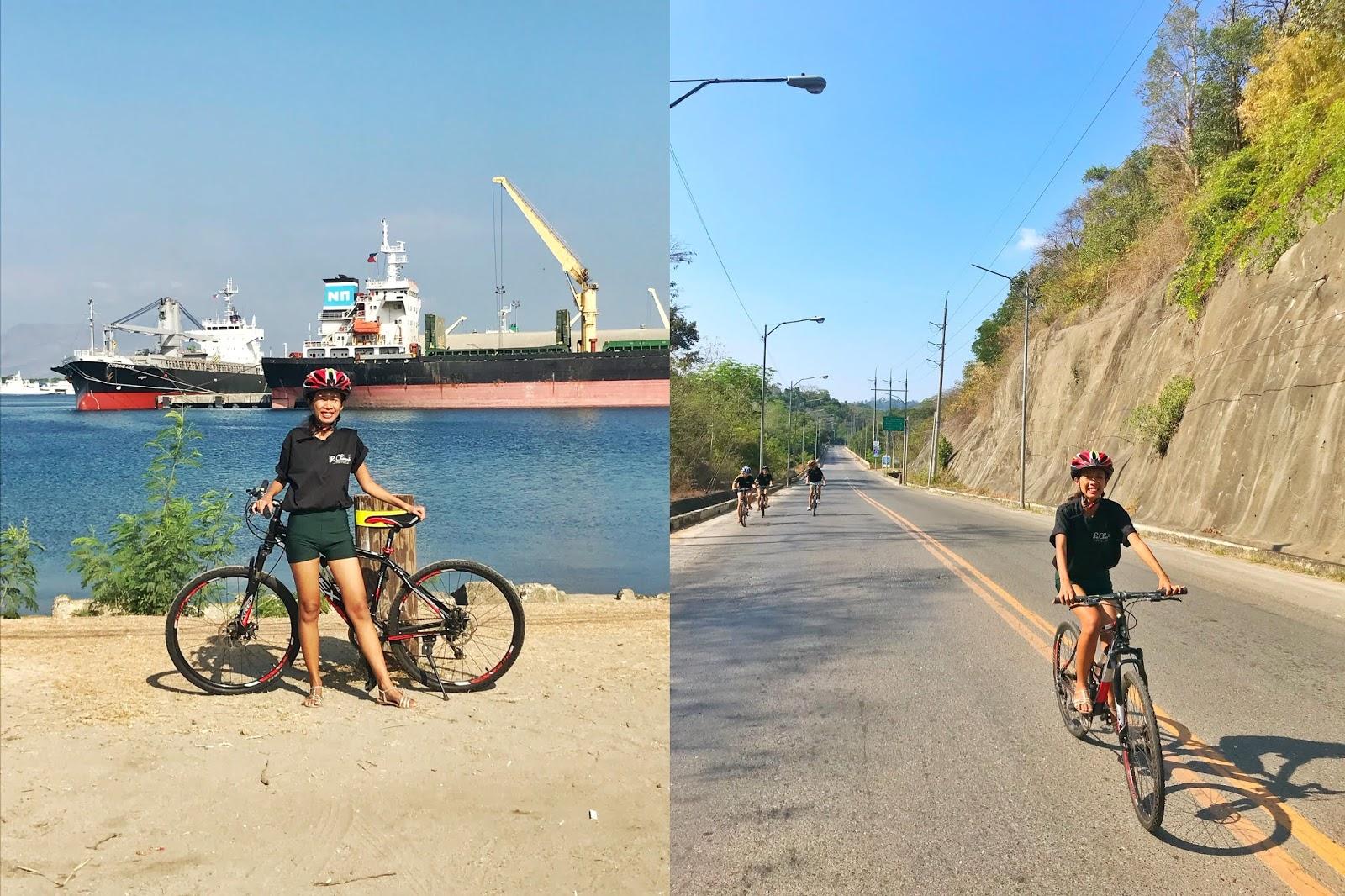 subic bay bike tour package